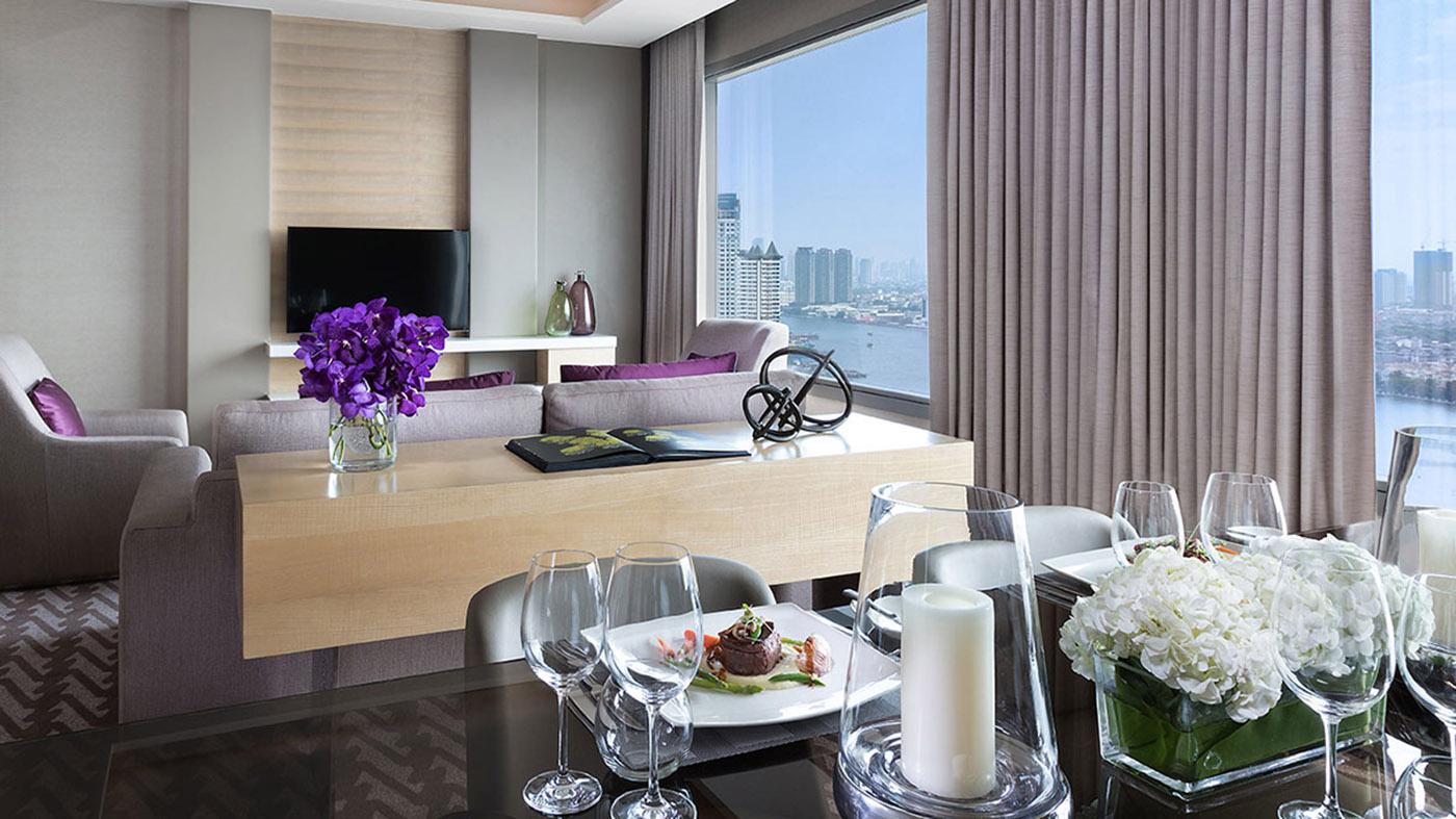 방콕 아바니 리버사이드