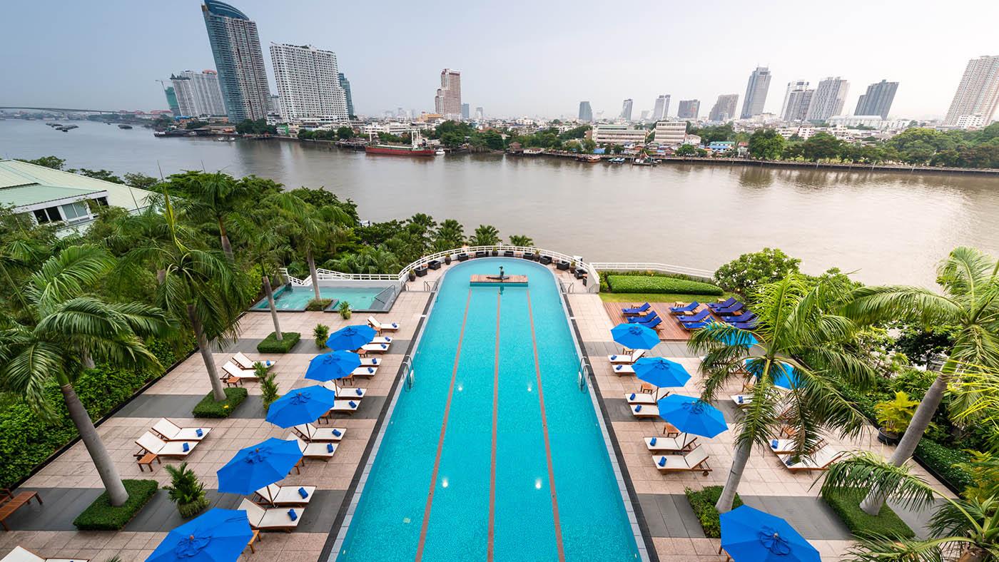 방콕 차트리움호텔 리버사이드
