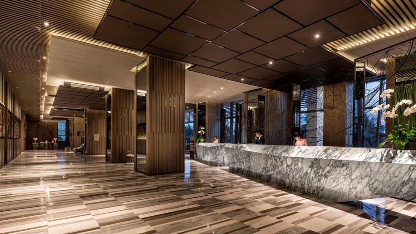 나트랑 인터컨티넨탈 호텔