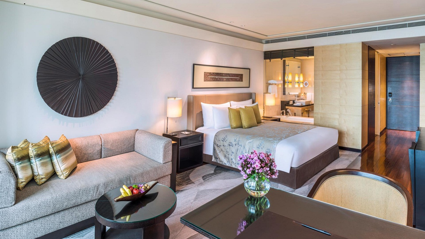 방콕 시암 캠핀스키 호텔