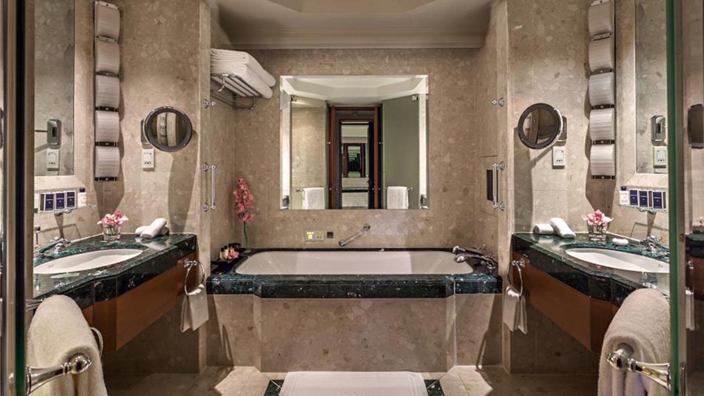 방콕 페닌슐라 호텔